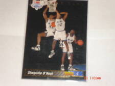 1992-93 92-93 UD BASKETBALL SHAQUILLE O'NEAL TRADE ROOKIE #1B