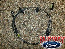 99 thru 04 F250 F350 F450 OEM Ford Parts 7.3L Auto Transmission Shift Cable