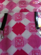Bird Pink White Cute Pattern MEDIUM Hut Happy Tent Plush Parrot Toy Bunk Bed