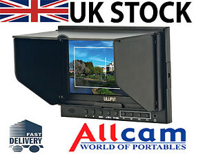 Lilliput 5D II/O/P  7'' Slim Field Monitor with HDMI input/output & Peaking
