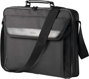 Trust Atlanta Carry Bag for 16-Inch Laptops, Black