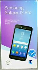 Brand New SAMSUNG GALAXY J250G J2 PRO 16GB - BLACK - TELSTRA BLUE TICK AUS STOCK