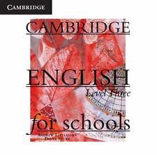 Cambridge English for Schools 3 Class Audio CDs (2), Hicks, Diana, Littlejohn, A