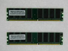 2GB 2X 1GB PC3200 Apple PowerMac G5 Memory Dual 2.7GHz