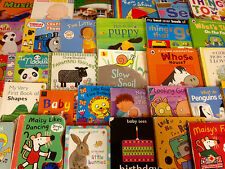 Baby Board Books, LARGE box of 30+ books