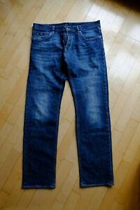 Herren Jeans - blau - BOSS - Größe: siehe Maße in Beschreibung