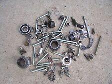 1993 Suzuki RM 250 Miscellaneous Lot bolts nuts etc
