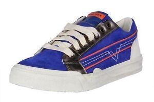 Diesel Men's Sneakers S-GRINDD Surf Blue Casual Y01698 P1652 T6050