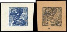 1918, Jugoslawien, Proben MS, (*) - 1741544