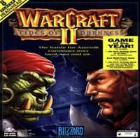 WARCRAFT II 2 TIDES of DARKNESS +1Clk Windows 10 8 7 Vista XP Install