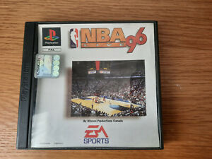 NBA Live 96 - PS1