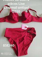 Maillot De Bain 2 Pièces Lise Charmel Antigel 2020