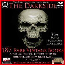 Witchcraft Occult Demon Horror Sorcery Devil Satan Lucifer Illuminati Books -