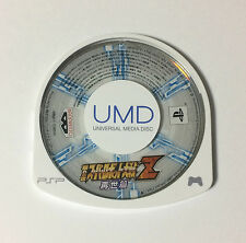 USED PSP Disc Only 2nd Super Robot Taisen Z Saisei-hen JAPAN Sony import game