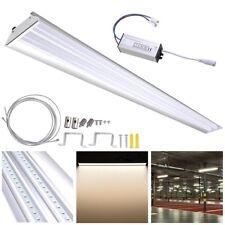 DELight® 40W LED Work Shop Light 4000K 4000-4500LM Garage Ceiling Light Aluminum