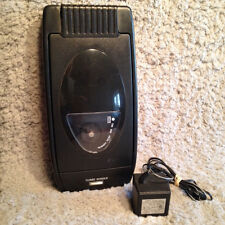 Video Cassette Turbo Rewinder, Black, Vintage