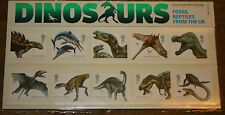 Royal Mail Dinosaurs Presentation Pack no. 490 mint condition
