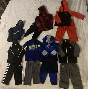 18 Month Nike/Under Armour Lot