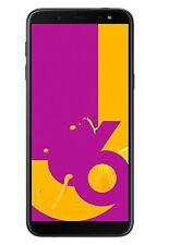 Samsung Galaxy J6 2018 3GB 32GB Dual Sim Nero + Supporto Porta Cellulare da Auto