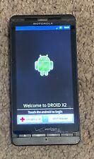 Motorola Droid X2 MB870 Black (Verizon) Smartphone , no return