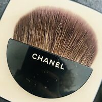 Chanel Flat Powder /Highlighter / Contour Brush Authentic, Only Brush!