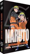★ Naruto & Shippuden ★ Les 11 Films - Edition Collector Limitée (Coffret 11 DVD)