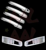 2008-2011 Cadillac CTS 4 Door Handle Chrome Covers Fit Front Fog Light Cover
