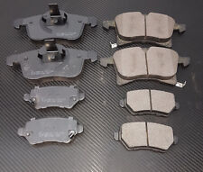 VAUXHALL ASTRA H MK5 2005-2009 FRONT & REAR BRAKE DISC PADS