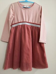 NWOT Hanna Andersson Size 90 girls long sleeve dress