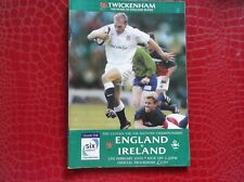 England v Ireland 5/2/00  Six Nations 2000