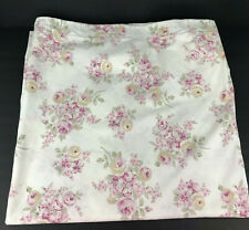 """Simply Shabby Chic Pink Floral Print Shower Curtain 72"""" x 72"""""""