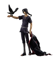 Anime Naruto Shippuden Uchiha Itachi Action figure PVC Collectible Model Toy
