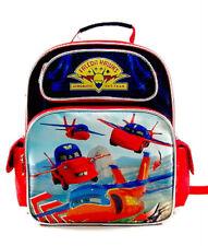 """Disney CARS """"Take Flight"""" LIGHTNING McQUEEN Small Toddler 12"""" BACKPACK Bag NEW!"""