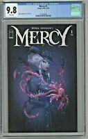 Mercy #1 CGC 9.8 1st First Print Edition Mirka Andolfo Cover Image Comics 2020