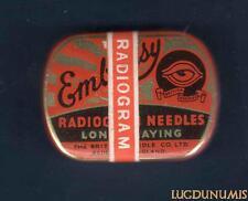 Boite Aiguillles Gramphone Phonographe – Radiogram Needles Pleine Pleine Neuve