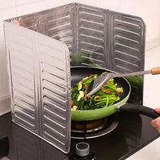feuille cuisine HUILE pare-éclaboussures Cuisinière à gaz enlever brûlure Anti