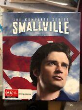 Smallville : Season 1-10 (DVD, 2014, 62-Disc Set)