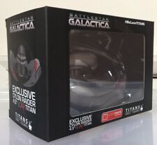 "Battlestar Galactica Cylon Raider Scar 4.5"" Titans Vinyl Figure (Loot Crate)"