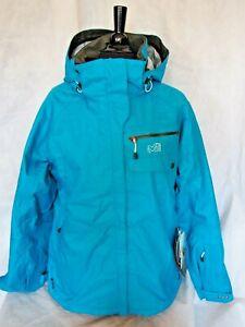 Millet Ladies StoryBoard Ski Jacket - Lake Blue