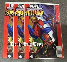 Marvel Legends First Ultimate Spider-Man Comic Issue #1 Powerless 2000 Very Mint