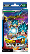 Dragon Ball Super Card Game SD 01 The AWAKENING  NEW and SEALED