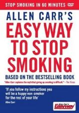 Allen Carr - Allan Carr's Easy Way To Stop Smoking (NEW DVD)