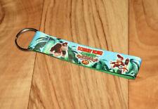 Donkey Kong Country Returns 3D Nintendo 3DS Wii U Promo Short Lanyard Keychain
