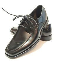 Stacy Adams Men's Shoes Forrest 20114 Black Dress Oxford Size 12M Great Conditio