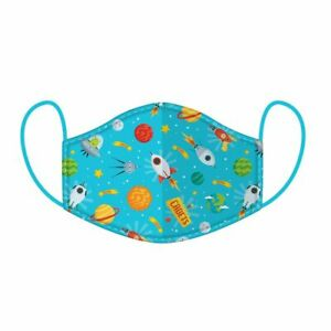 Children Dinosaur Cotton Fabric FACE MASK Covering Reusable Washable Tiger Adult