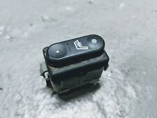 NISSAN QASHQAI HEATED SEAT SWITCH BLACK