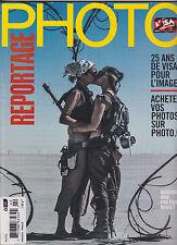 PHOTO FRENCH MAGAZINE #502 2013, REPORTAGE, 25 ANS DE VISA POUR L'IMAGE.