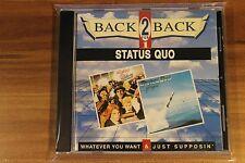 Status quo-whatever you want & Just Supposin' (1991) (vertigini – 848 087-2)