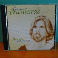 Letras Brasileras Oswaldo Montenegro CD