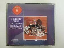 """Signed by 2 of The Light Crust Doughboys """"Silver Age Collection"""" 3-Cd Set 1996"""